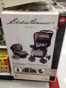 Issaquah Had 4 Of These Eddie Bauer Stoller Car Seat Combos Marked Down To 50 Off If You Dont Find Them At Your Store Make Sure Check