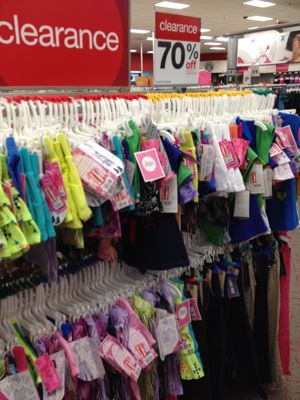 5ddbb95a0 If you are heading to Target, I would check the girls section (unless of  course you only have boys), because my store in Kent, WA had marked down  quite a ...