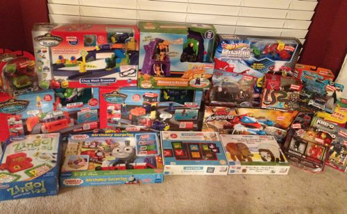 Photos of Readers Target Toy Shopping Trips | All Things
