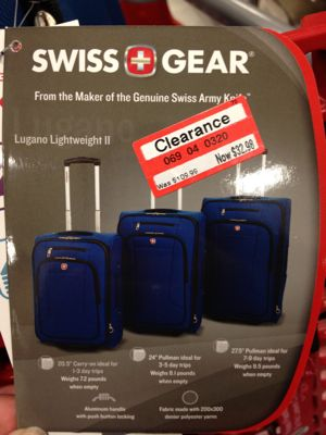 b0c8e5edc646 Target Weekly Clearance Update (70% off Luggage & Party) | All ...