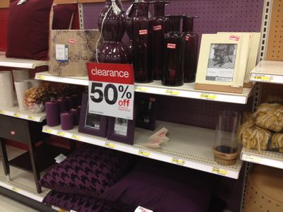 Target 50 Off Home Decor In The Home Decor Transition Aisle All Things Target
