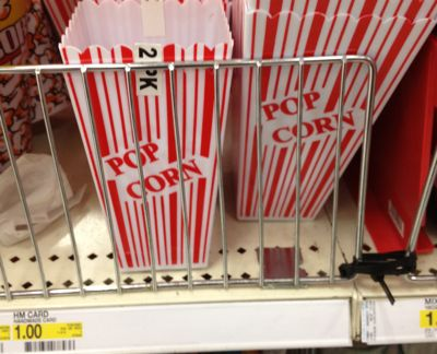 In the Target ... & Target Dollar Spot Gift Idea: Popcorn Movie Night Gift | All Things ...