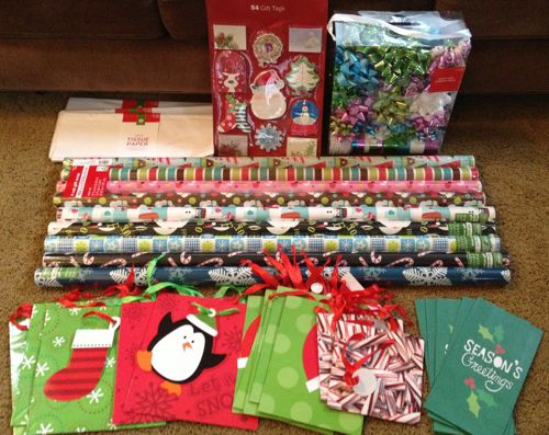 My Target 90% off Christmas Clearance Finds (Spent $23, Saved $207 ...
