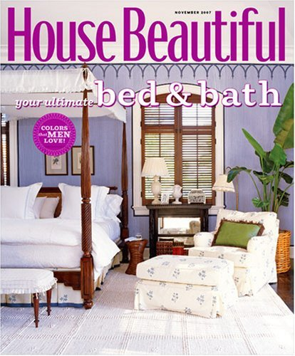 Year Subscription To House Beautiful Magazine 4 18