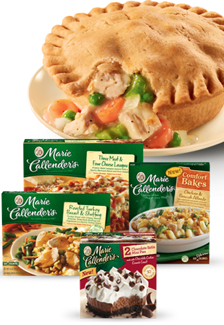 image relating to Marie Callender Coupons Printable titled $1.50/1 Marie Callender Coupon for Dessert or Pot Pies