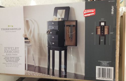 Target Weekly Clearance Update 70 off Jewelry Armoire Hamilton