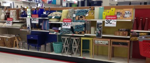 Target new home decor clearance 30 off coupons all things target Target blue home decor