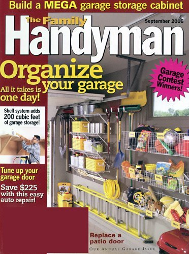 Discount Auto Inc >> Year Subscription to Family Handyman Magazine $4.99 (4/12 ...