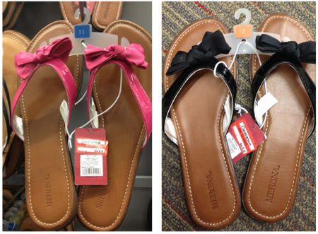target cheap shoes