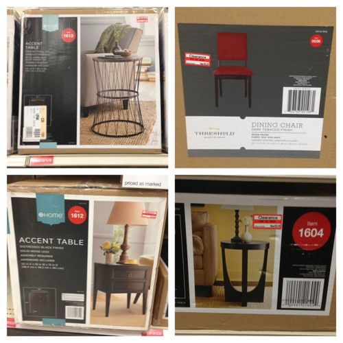 Target: Furniture Clearance 30-50% Off