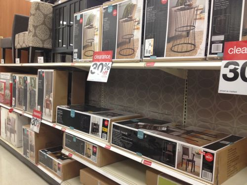 Target Furniture Clearance 30 50 Off All Things Target