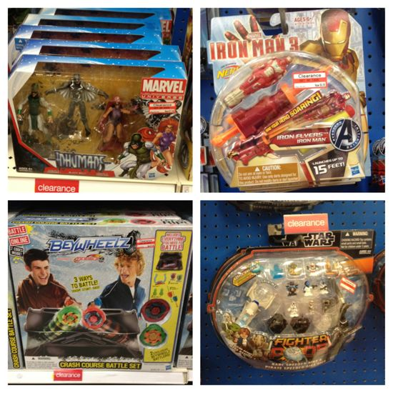 70 off target toy clearance