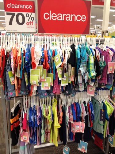 Target: Baby & Toddler Clothing Clearance 70% off | All Things Target