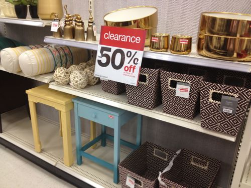 Clearance Home Decor