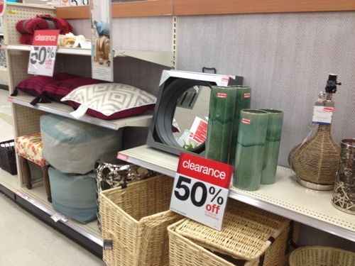 Target huge amount of home decor clearance 30 50 all things target Target blue home decor