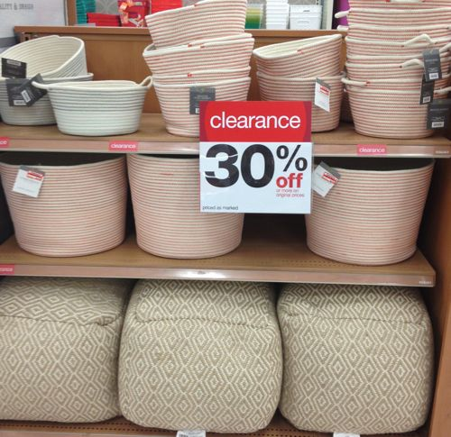 Target Home: Target: HUGE Amount Of Home Decor Clearance 30-50%