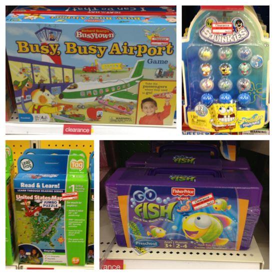 target toy july 2013