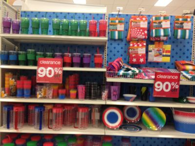 Target 90 off summer