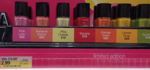 cover girl nail polish