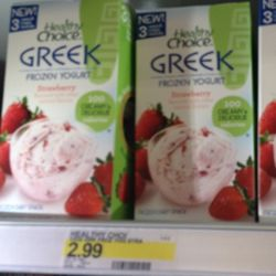 frozen greek yogurt