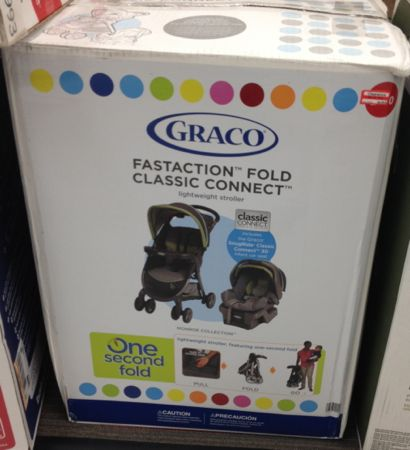 graco fast action fold