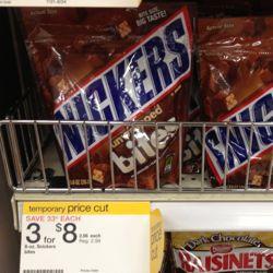 snicker bites