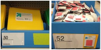 target folders