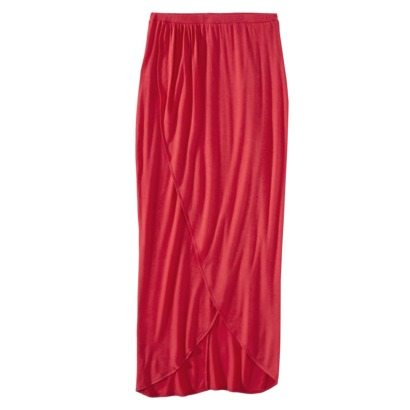 7783153ccbd4c One of Target.com Daily Deals is a nice one for women. Save 40% on Mossimo  Womens Criss Cross Maxi Skirts . Today only, these Mossimo women's Maxi  skirts ...