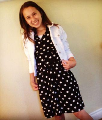 al target dress