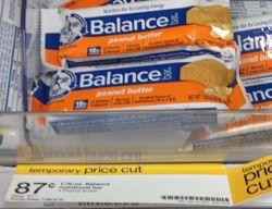 balance bar list