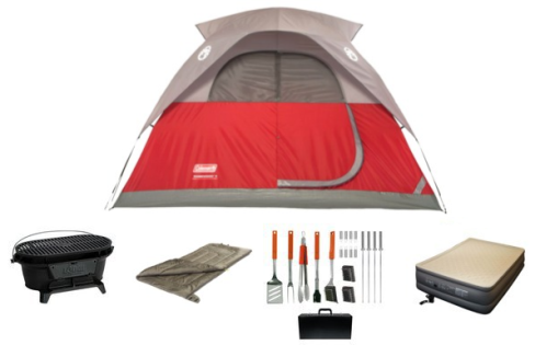 Today only at Target.com save up to 42% off on Coleman tents Lodge Logic grills BBQ tool grill set and more. Plus you will get FREE shipping too!  sc 1 st  All Things Target & Target.com Daily Deal: Tents Grills u0026 more up to 42% off | All ...