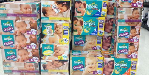 15 pampers