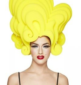 """Big Fun"" Wigs by Chris March hit Target Stores 9/15"