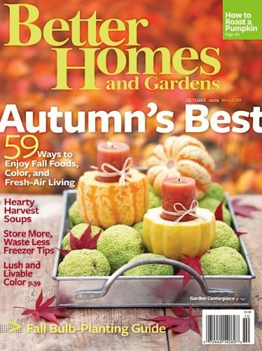Get A Year Of Better Homes Gardens For Only 9 18 All Things Target