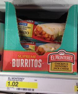 el monterey burrito