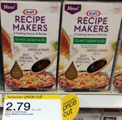 kraft recipe makers