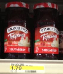smuckers topping