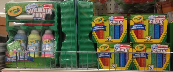 50 crayola