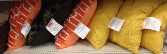 50t pillows