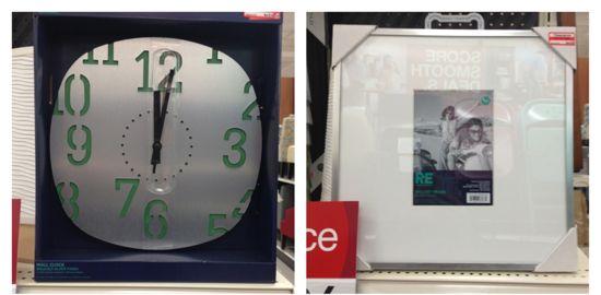 70 clock frame