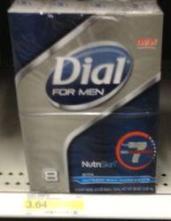 dial soap men