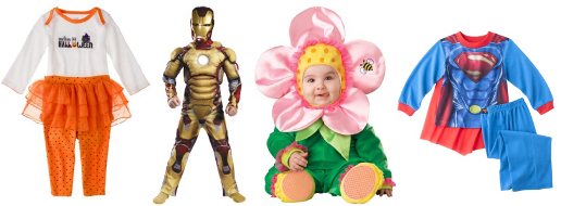 Target Daily Deal: Halloween Costumes, Pj\'s & more as low as $4 ...