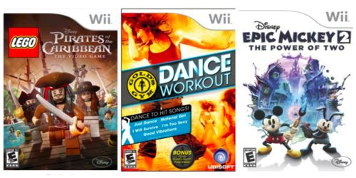 Target Wii Games