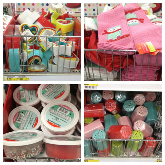 dollar kitchen baking - Christmas Socks Target