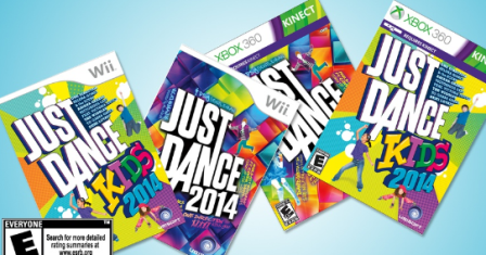 how to get all the just dance content