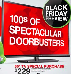 target black friday tv