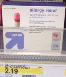 up allergy