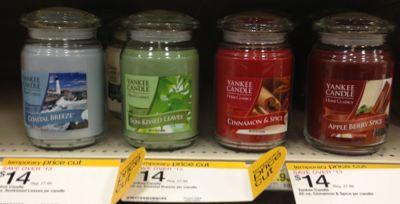 Yankee Candle Target