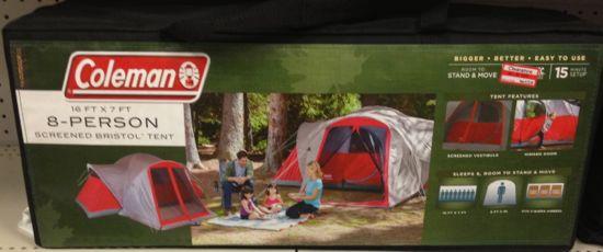 30 off camp tent