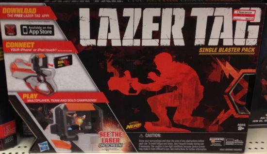 50 off toys lazer